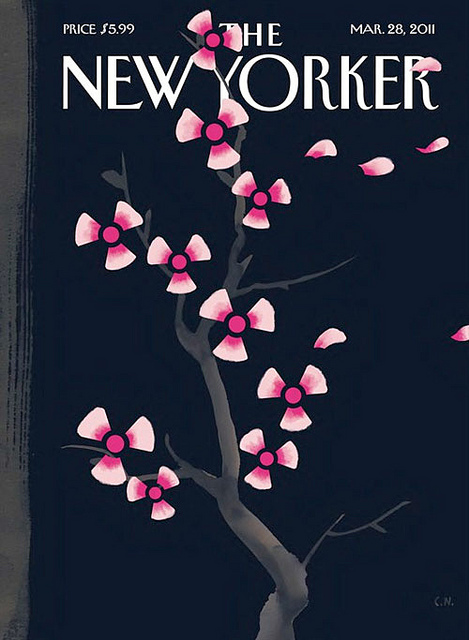 New yorker - Japan disaster
