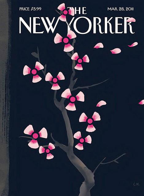 New yorker - Japan disaster